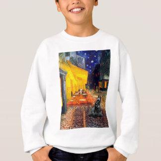 Scottish Terrier 3 - Terrace Cafe Sweatshirt
