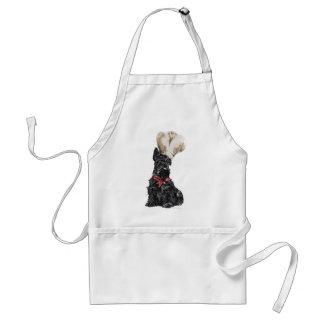 Scottish Terrier Chef Standard Apron