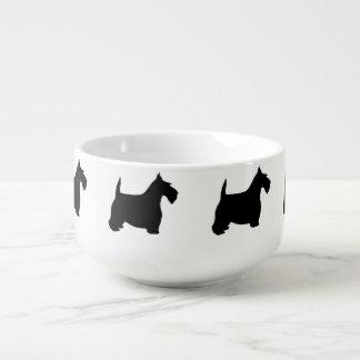 Scottish Terrier Soup Mug