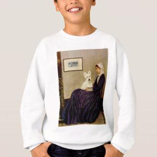Scottish Terrier (W5) - Whislers Mother Sweatshirt