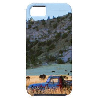 Scottsbluff Nebraska Farming Harvest Fall Sunset iPhone 5 Cases