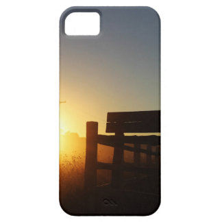 Scottsbluff Nebraska Farming Harvest Fall Sunset iPhone 5 Covers
