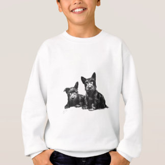 SCOTTY DOGS CHECK AND RECHECK SWEATSHIRT
