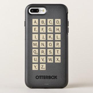 Scrabble OtterBox Symmetry iPhone 7 Plus Case