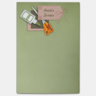 Scrapping Ideas for Scrapbookers Post-it® Notes