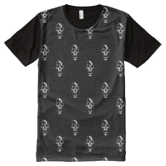 Scream All-Over Print T-Shirt
