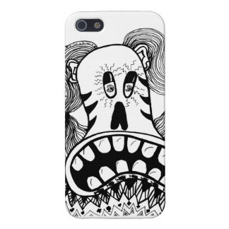 scream iPhone 5/5S covers