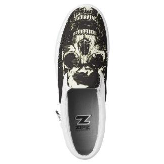 Scream Slip On Shoes