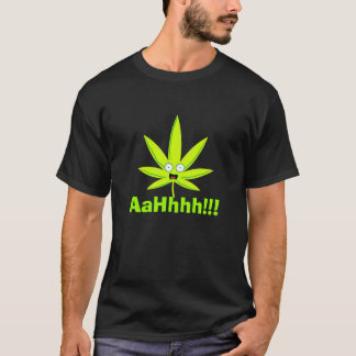 Screaming weed T-Shirt