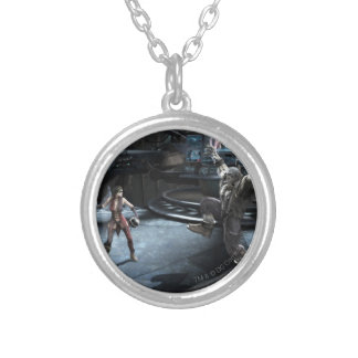Screenshot: Harley vs Grundy Silver Plated Necklace
