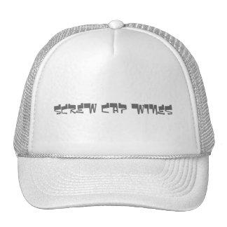 Screw Cap Wines Trucker Hats