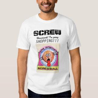 Screw housework tees