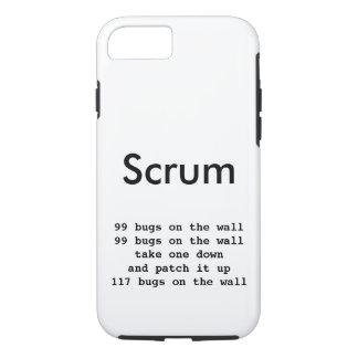 Scrum iPhone 7 Programmer Phone Case