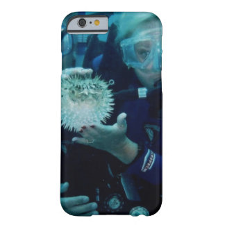 Scuba Dive Barely There iPhone 6 Case