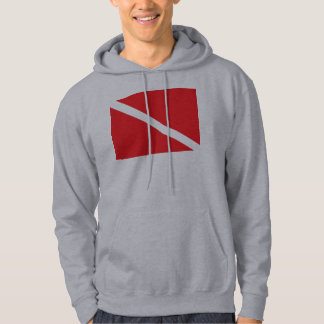 SCUBA Dive Flag Sweatshirt