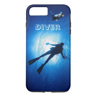 Scuba Diver iPhone 8 Plus/7 Plus Case
