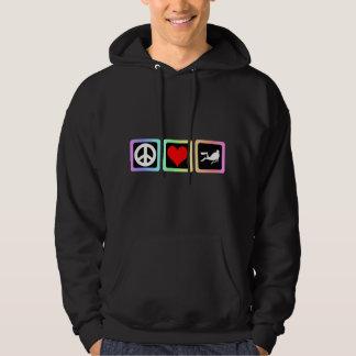 Scuba diving hoodie