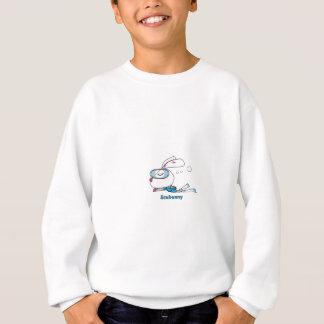 Scubunny.png Sweatshirt