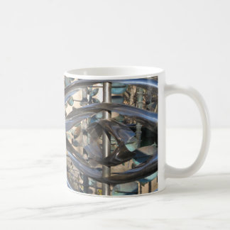 Sculpture in Sedona, Arizona Coffee Mug