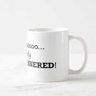 Scunnered Coffee Mug