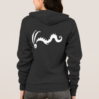 Scuttle the Shadow Rabbit Hoodie