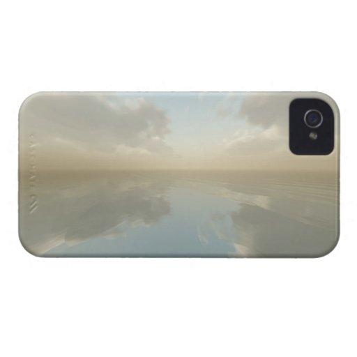 Sea and Sky iPhone 4 Cover