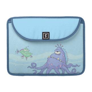 Sea Creatures MacBook Pro Sleeve