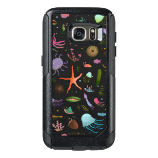 Sea Critters Pattern OtterBox Samsung Galaxy S7 Case