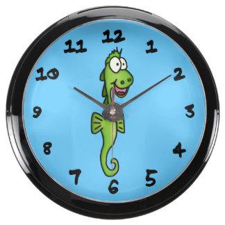Sea Dragon Aquavista Clocks