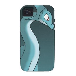 Sea Dragon Vibe iPhone 4 Covers