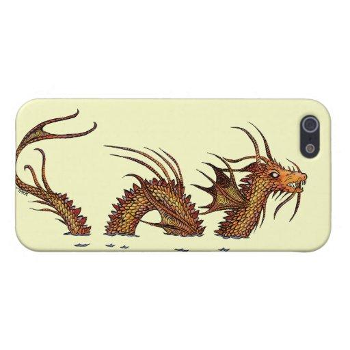 Sea Dragon iPhone 5 Covers