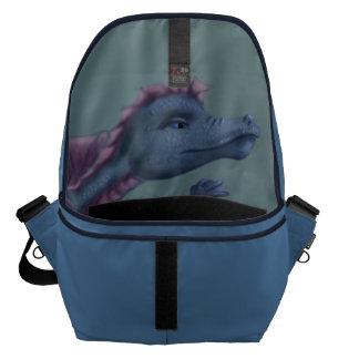 Sea Dragon Messanger Bag Messenger Bag