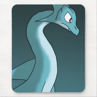 Sea Dragon Mouse Pad