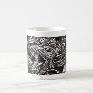 Sea Dragon Basic White Mug