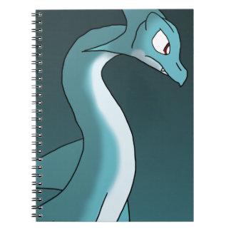 Sea Dragon Note Book