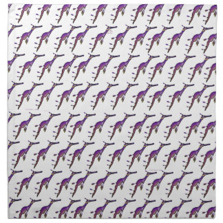 Sea Dragon Pattern Napkin