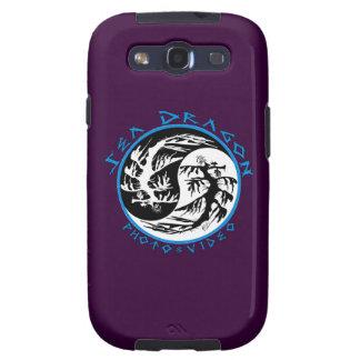 Sea Dragon Photo Video Galaxy SIII Covers