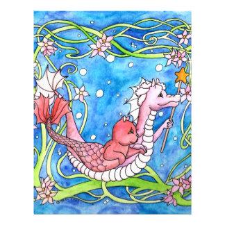 Sea Dragon Quest Flyers