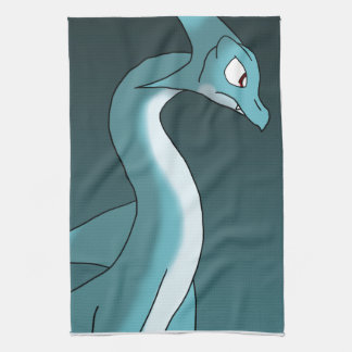 Sea Dragon Kitchen Towel