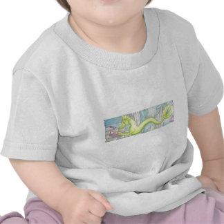 Sea Dragon Treasure Shirts
