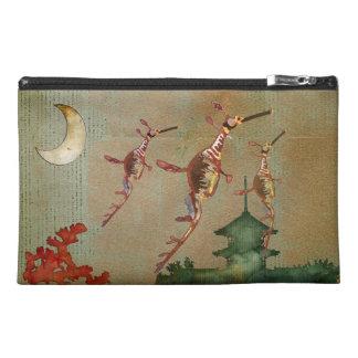 Sea Dragons Moonlight  Travel Accessory Bag