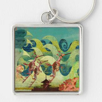 Sea Dragons Ocean Avenue Keychain