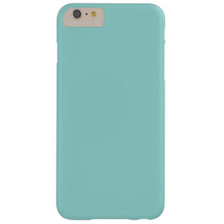 Sea Green Barely There iPhone 6 Plus Case