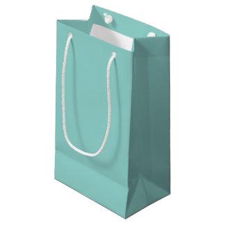 Sea Green Small Gift Bag