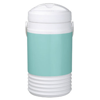 Sea Green Igloo Beverage Cooler