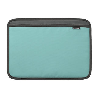 Sea Green MacBook Air Sleeve