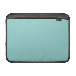 Sea Green MacBook Sleeves