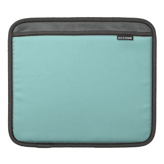 Sea Green Sleeves For iPads