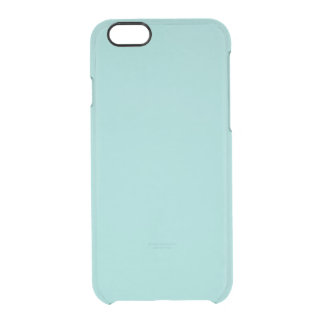 Sea Green Uncommon Clearly™ Deflector iPhone 6 Case