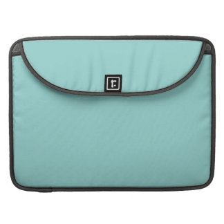 Sea Green MacBook Pro Sleeves